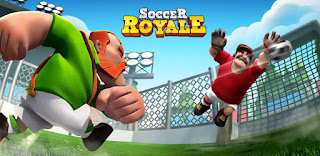 Download Soccer Royale 2018 MOD APK Unlimited Coins