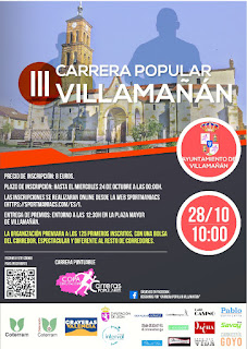 Carrera Popular de Villamañan