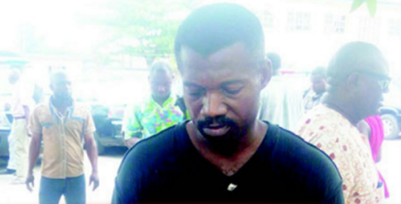 gist castrate arrested raping girl months