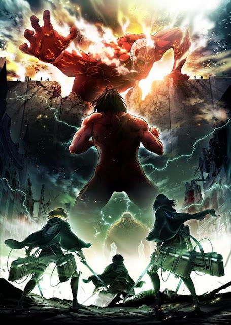Attack on Titan 2 Temporada 720p Torrent - Pixel Blast