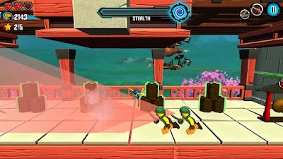 LEGO® Ninjago™: Skybound