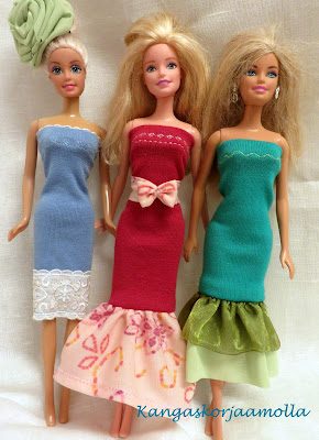 mekkoja barbille