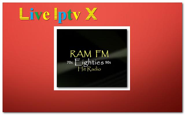 RAM FM Radio music addon