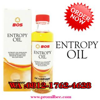 Entropy Oil