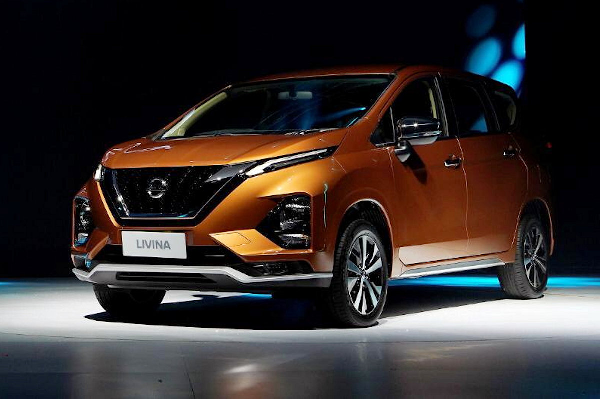 Nissan Unveils Xpander-Based 2019 Livina MPV