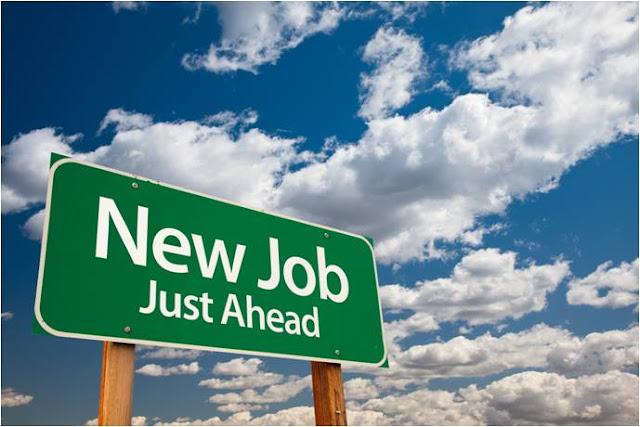 mencari pekerjaan baru