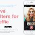 Come aggiungere effetti spettacolari selfie