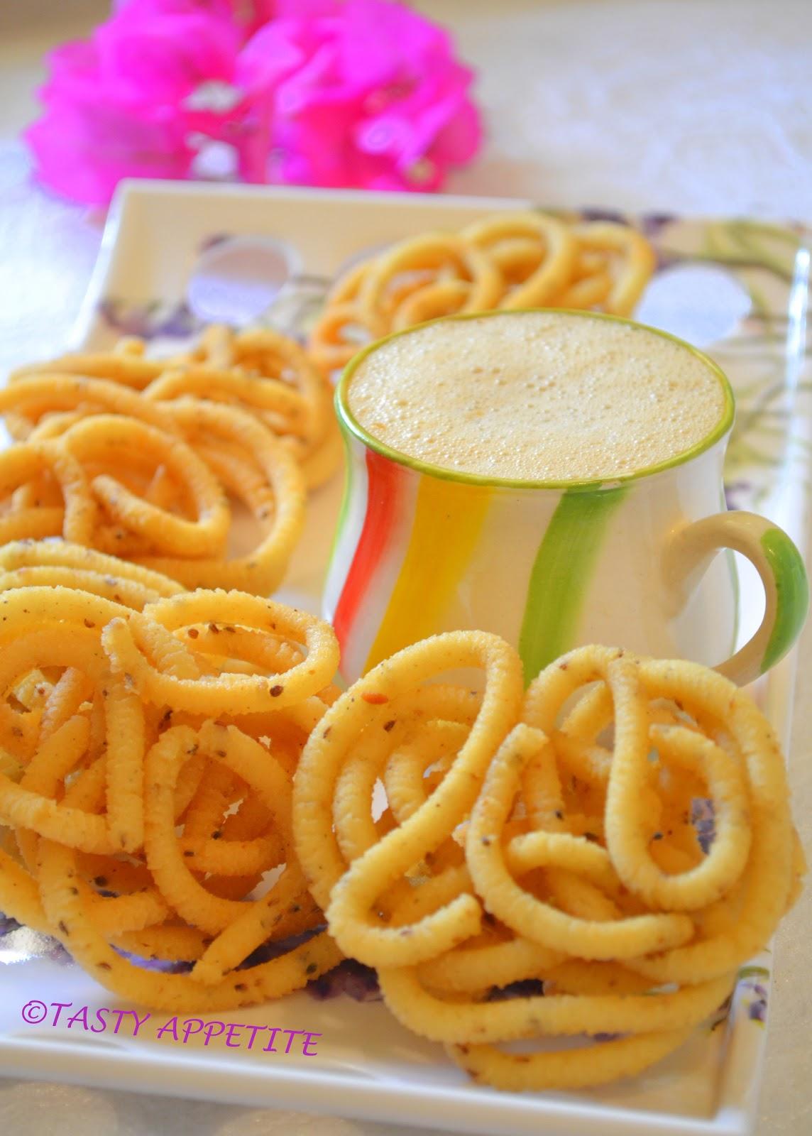 Murukku / Easy & Tasty Murukku / Vinayagar Chathurthi