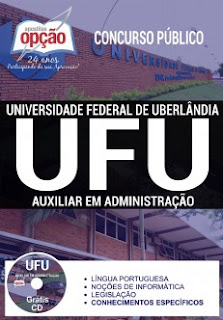 Concurso UFU Uberlândia