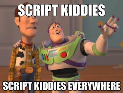Kritikan Pedas Untuk Script Kiddies