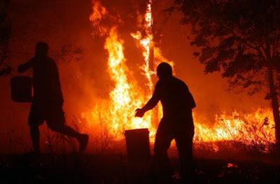 Incêndio destrói fábrica de algodão em Manica