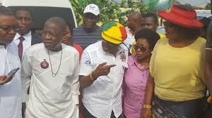 lai mohammed in calabar carnival