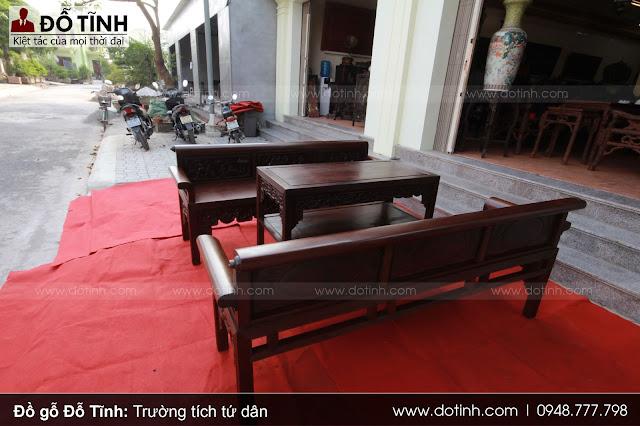 Trường tích tứ dân mẫu 01 - Sinh ra dành cho ngôi nhà Việt