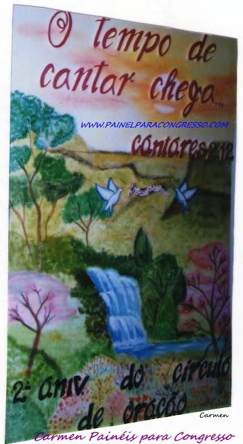 Painel de paisagem 770