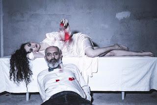 """""""Περλιμπλίν και Μπελίσα"""" του Federico García Lorca, σε σκηνοθεσία Αλέκου Σπυριδάκη."""