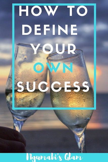 How to define your own success