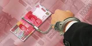Korupsi sebagai bentuk kejahatan