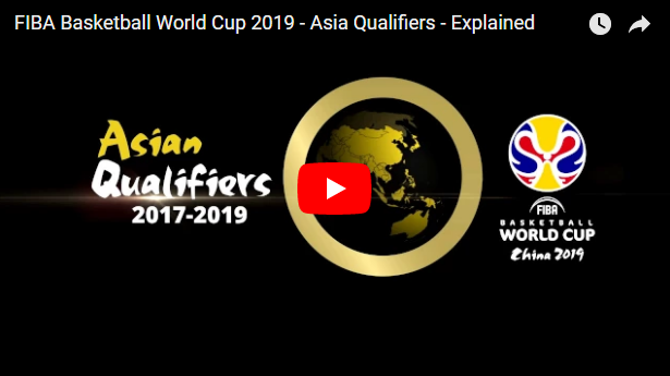 List of possible power house teams Gilas might face in the 2nd round 2019 FIBA World Cup Qualifiers Asia