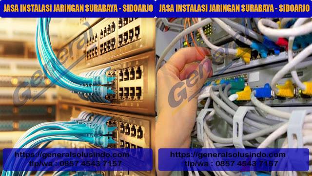jasa instalasi jaringan surabaya dan sidoarjo