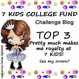 "TOP 3"" 7 Kids College"""