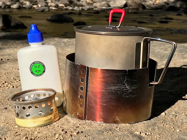 Supercat Alcohol stove