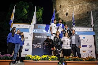 Θεσσαλονίκη: Ο Κατερινιώτης Παναγιώτης Γραμμένος στην 3η θέση του αγώνα 5.000 μ.