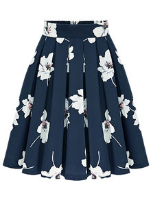 www.shein.com/Flowers-Print-Chiffon-Pleated-Navy-Skirt-p-235898-cat-1732.html?aff_id=2687