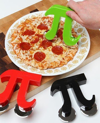 Pi Pizza Cutter