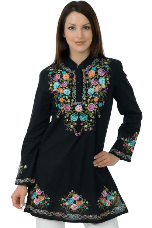 ladies new brands girls summer party kurta styles collection