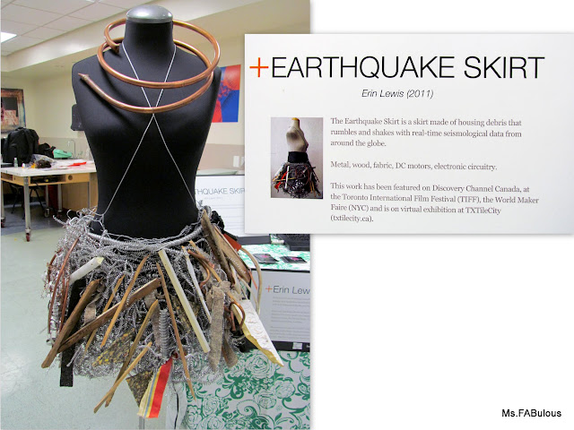 earthquake skirt