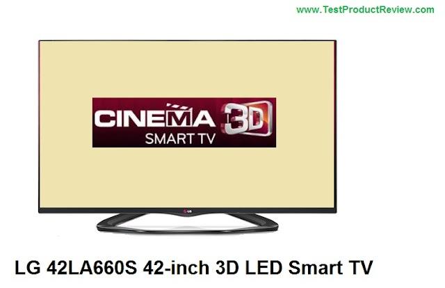 LG 42LA660S 42-inch 3D LED Smart TV review