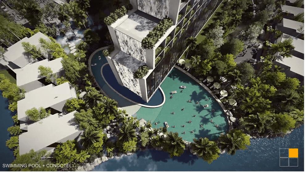 Tiện ích bể bơi