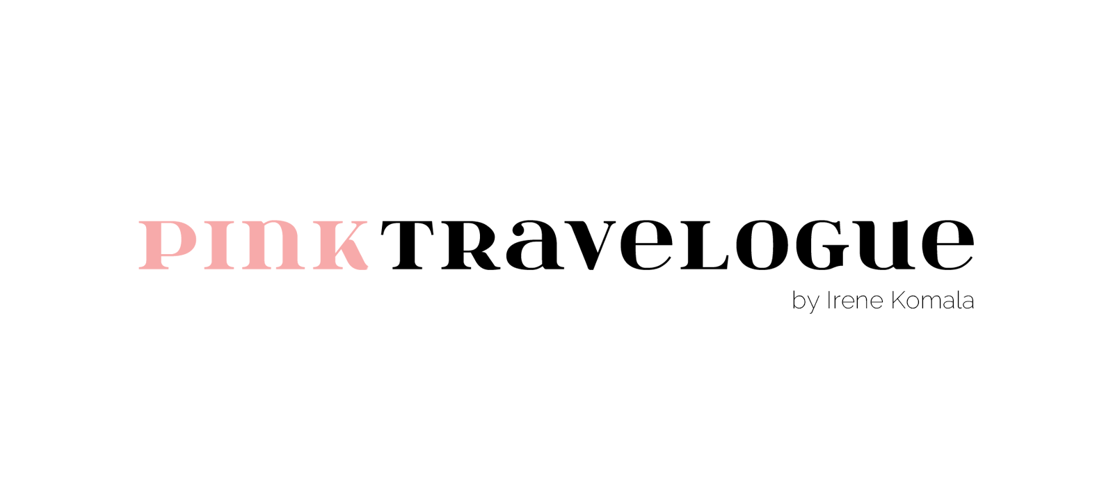 Pink Travelogue