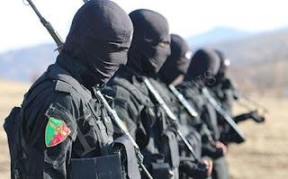 المطلوب للقضاء مسعود بارزاني يستعين بمنظمات ارهابية لمواجهة الجيش العراقي