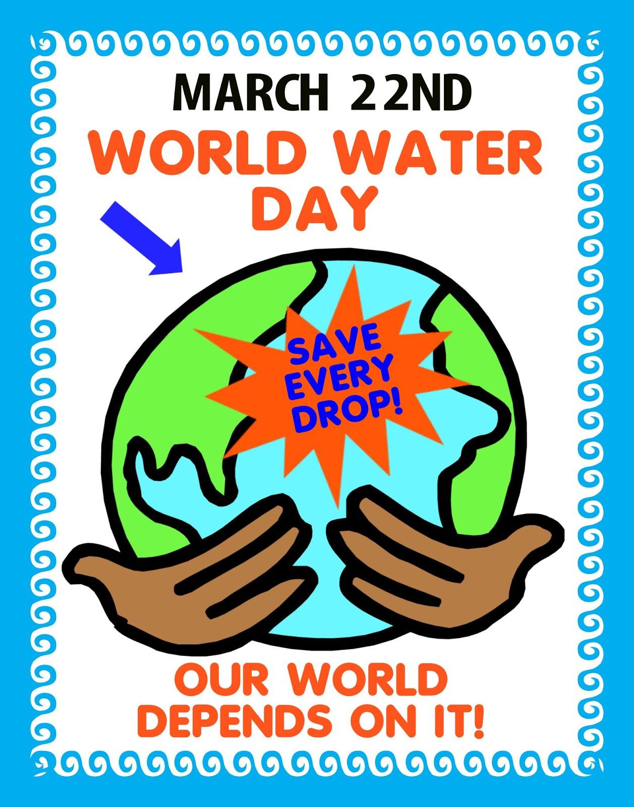 Aditya Library World Water Day