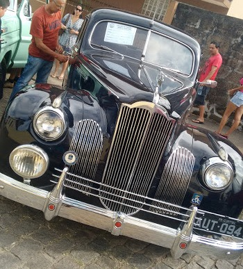 A Beleza dos Carros Antigos - Evento na Lapa - PR