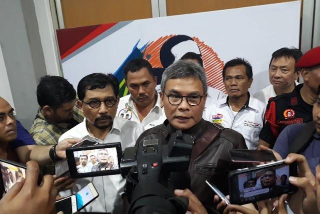 Johan: Jokowi akan Reshuffle Menteri yang Jadi Tersangka