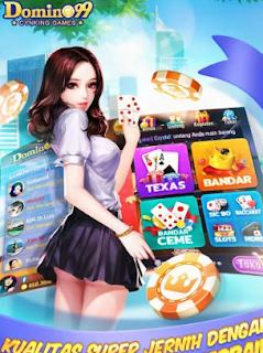 Domino QiuQiu : Pulsa