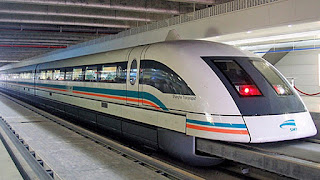 maglev train china