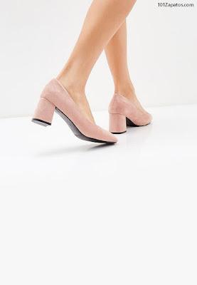 Zapatos Rosados