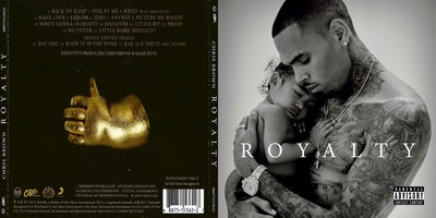 Chris Brown Royalty Deluxe Edition 2016
