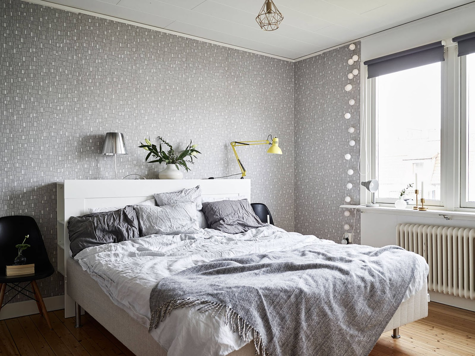 Tapety sypialnia