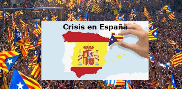 Crisis España Cataluña