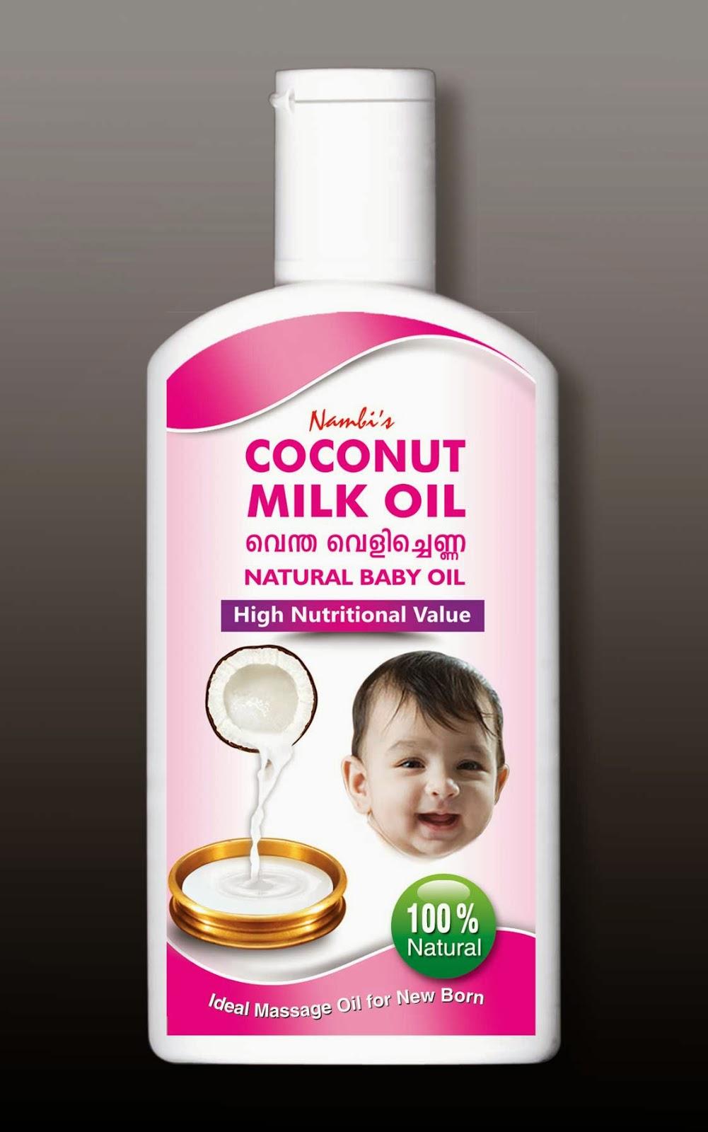 Coconut Milk Oil Coconut Milk Oil For Baby Massage