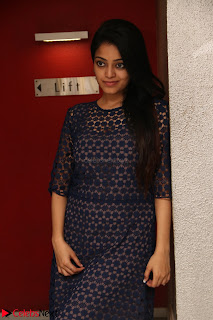 Dazzling Janani Iyer New pics in blue transparent dress spicy Pics 030.jpg