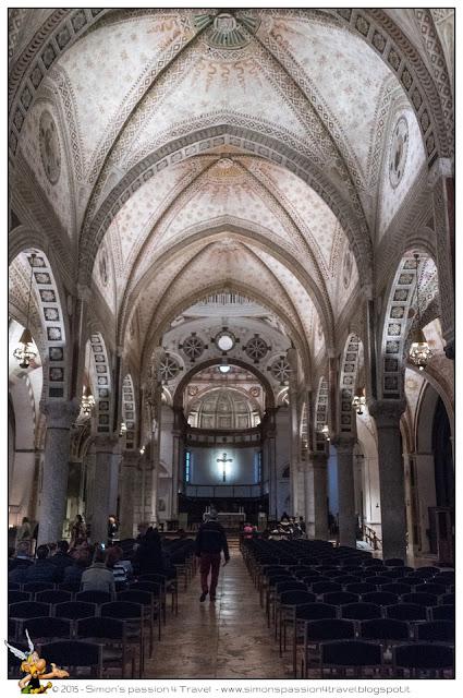 Santa Maria delle Grazie interno