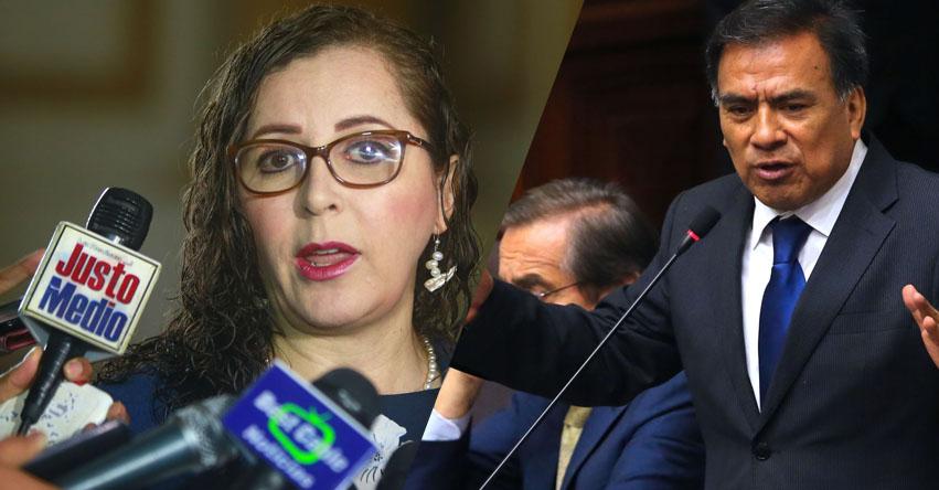 Congresistas comprometidos en audio critican difusión de conversaciones privadas
