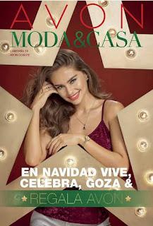 Catalogo Avon Moda y Casa Campaña 19 Diciembre 2017