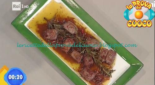 Spezzatino al dolcetto d'Alba ricetta Salvatori da Prova del Cuoco