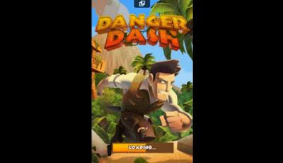 Danger dash game petualangan android pengusir bosan